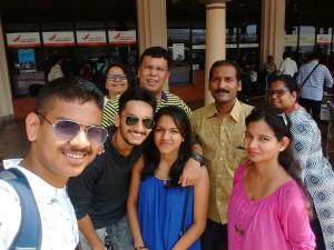 Vichane & Darekhan Family - Maharashtra